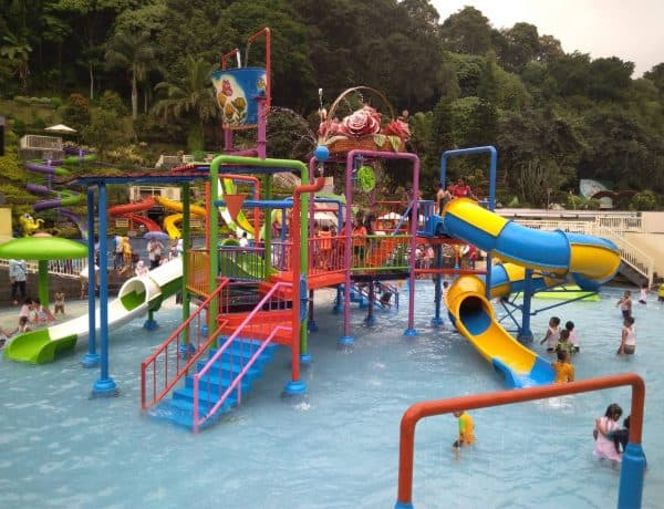 Best Water Parks in Asia