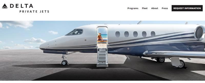 Delta Jet Card