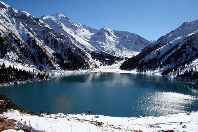 Almaty Lake