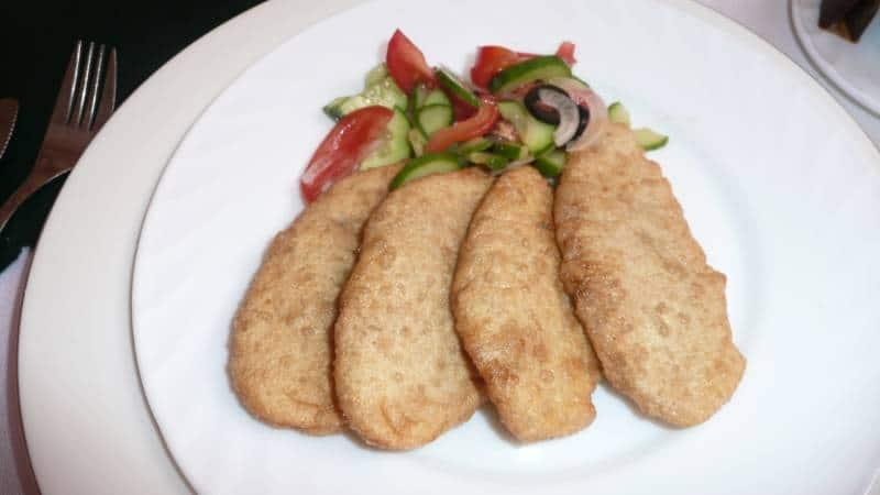 Mongolian Cuisine