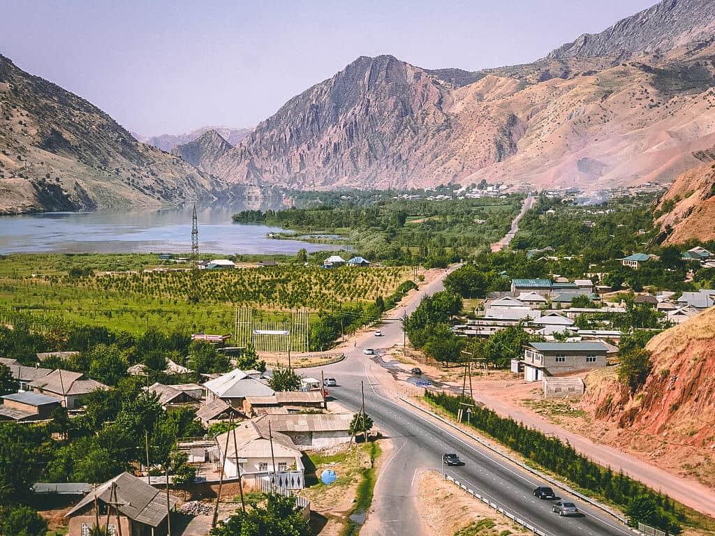 Tajikistan with Kids