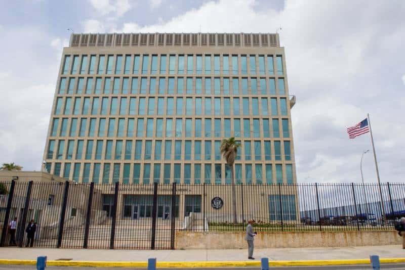 Havana Embassy