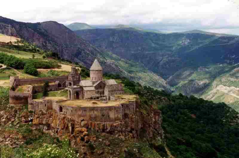 Tatev Monastary