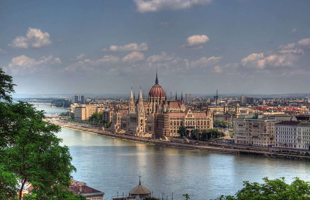 Budapest with Your Family
