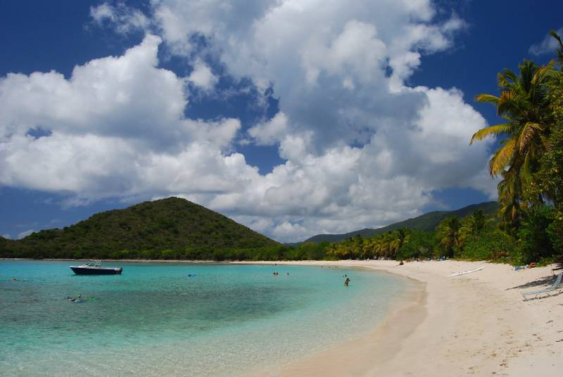 Smuggler's Cove - Family Vacation to the British Virgin Islands