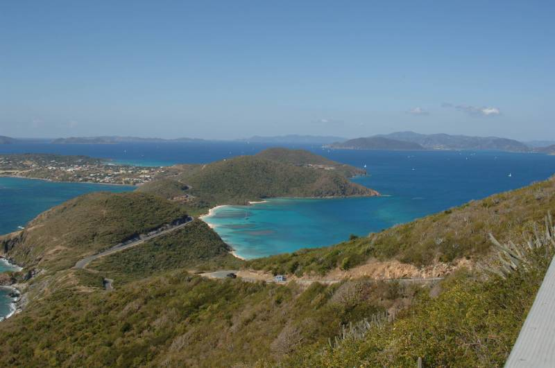 Gorda Peak - Family Vacation to the British Virgin Islands