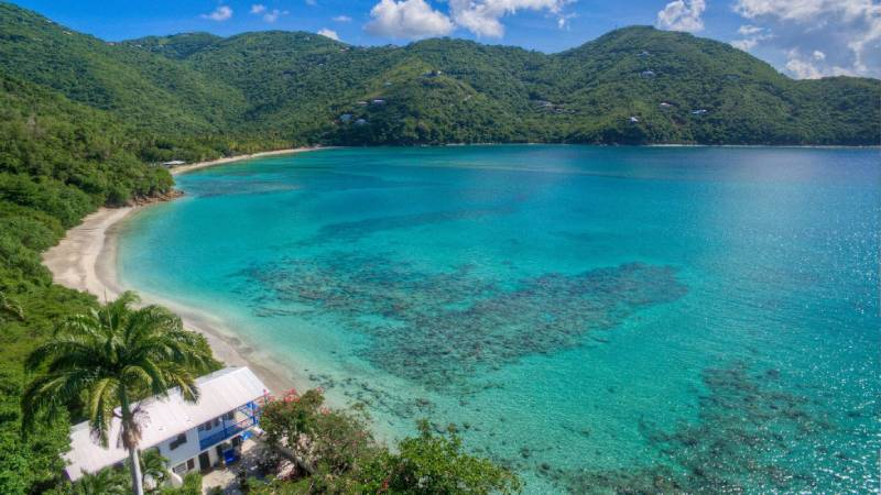 Brewers Bay - Family Vacation to the British Virgin Islands