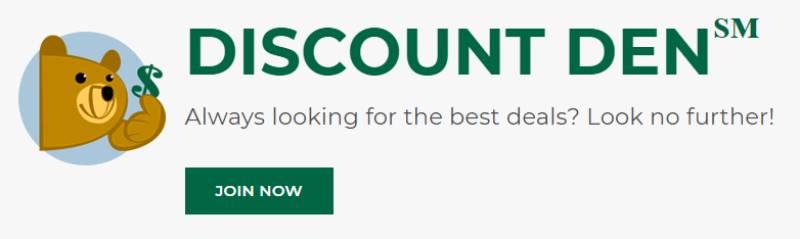 Discount Den - Discount Den Deal - Fly Free On Frontier Airlines