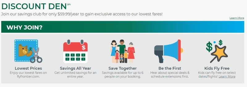 Fly Free On Frontier Airlines