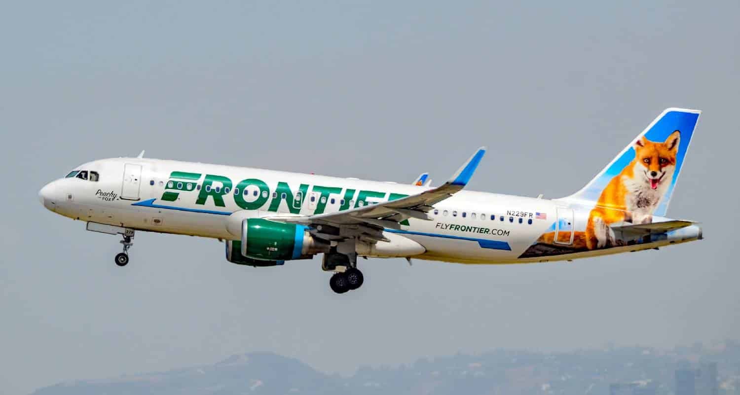 How to fly free on Frontier Airlines