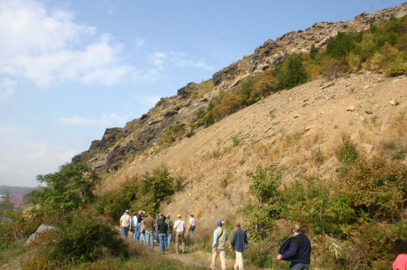 Lehigh Gap/Superfund Trailhead