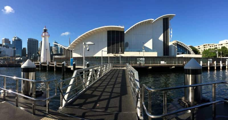 National Maritime Museum - Sydney Australia With Kids
