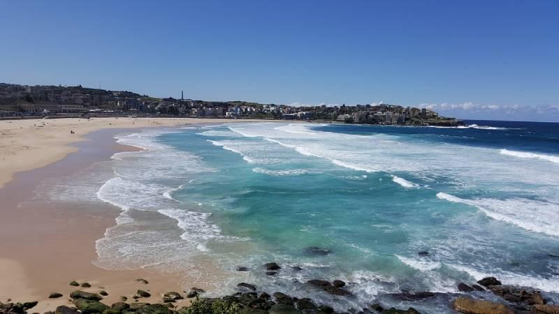 Bondi Beach - Sydney Australia With Kids