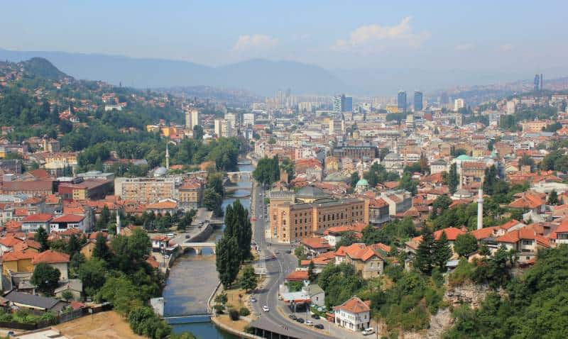 Sarajevo - Bosnia and Herzegovina with Kids