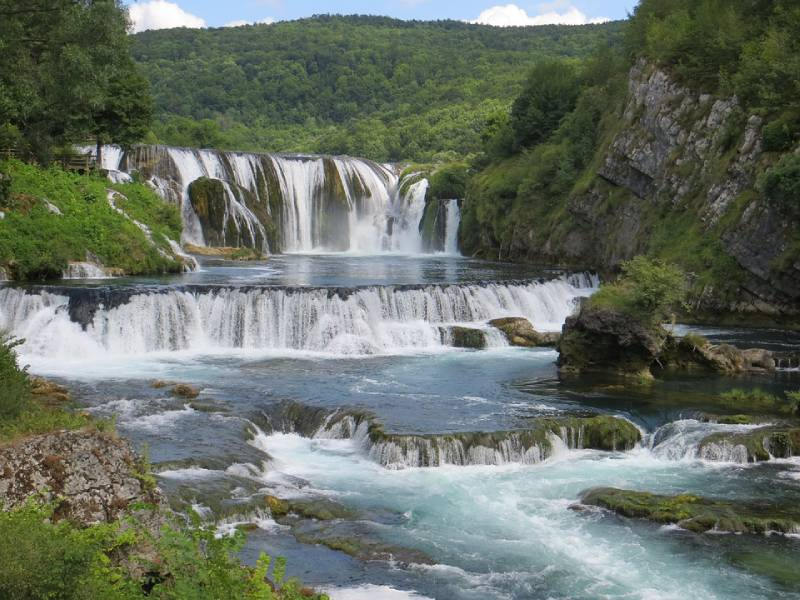Una National Park - Bosnia and Herzegovina with Kids