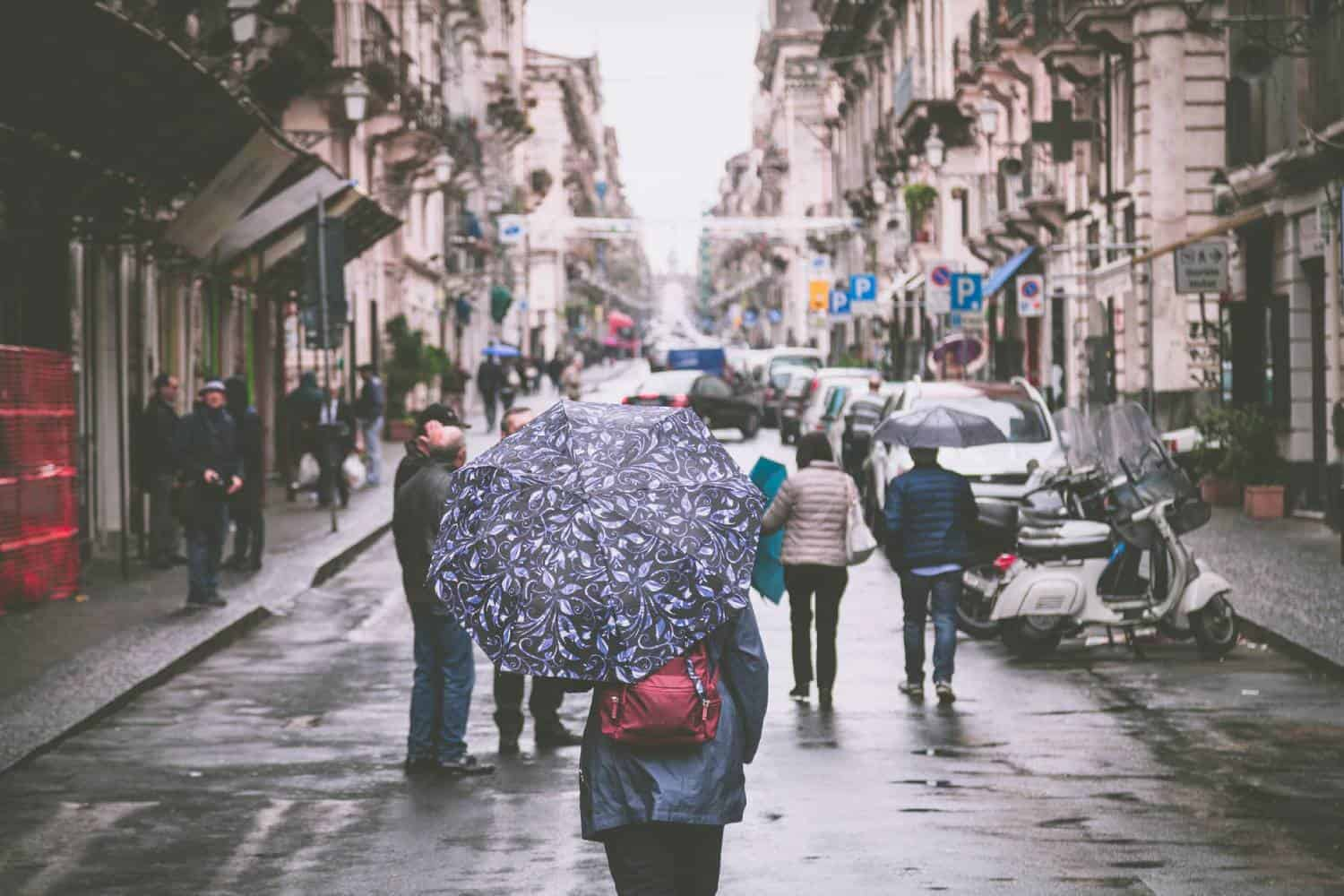 Traveling Safely During the Monsoon