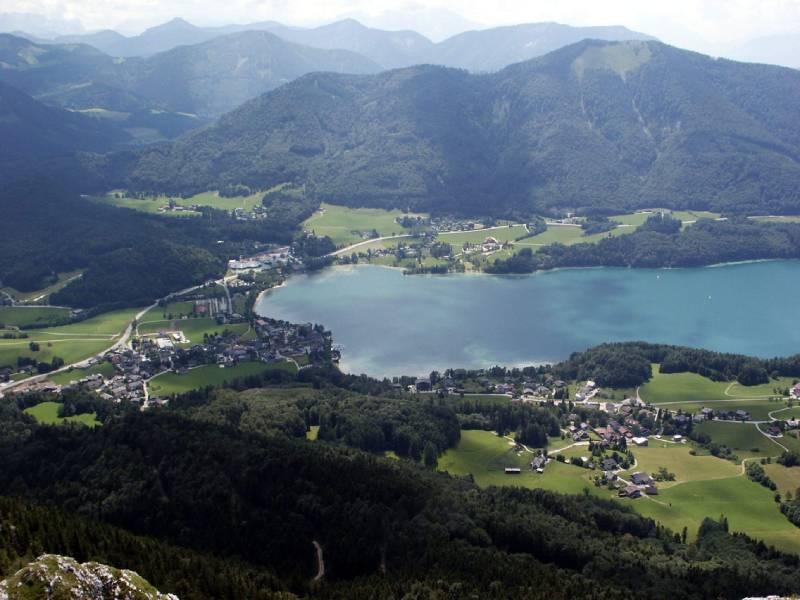 Lake Fuschl - Visit Salzburg Austria with kids