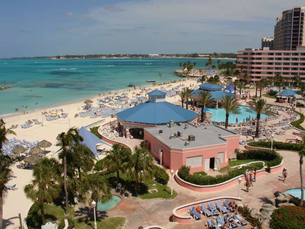 Bahamas for a short weekend Trip