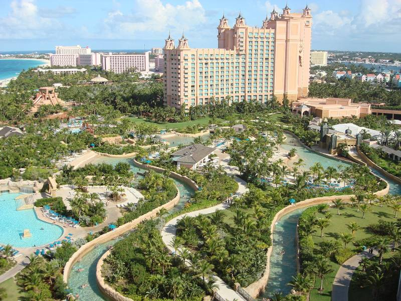 Atlantis - Bahamas for a short weekend Trip
