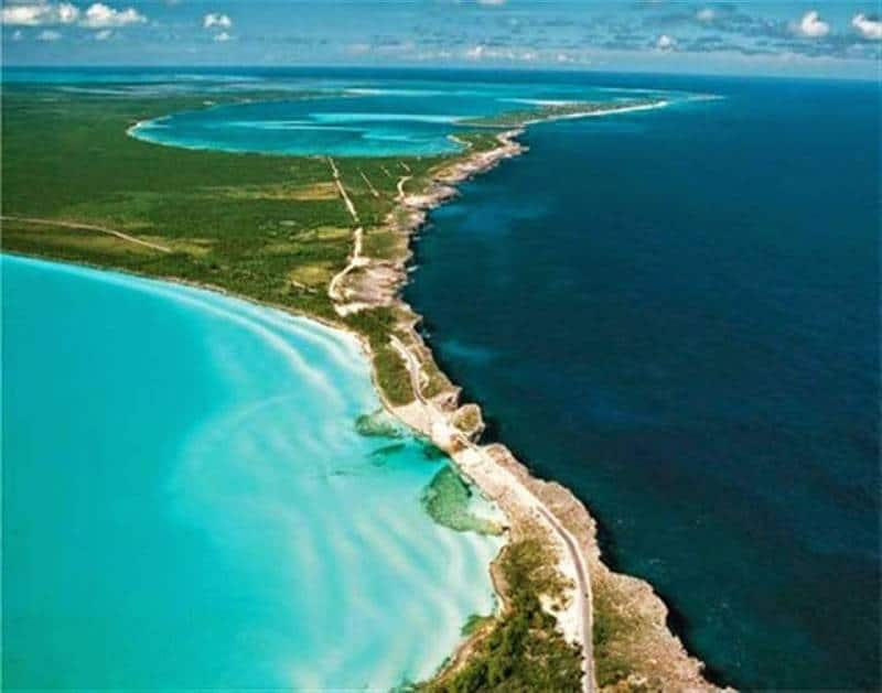 Glass Window Bridge - Bahamas for a short weekend Trip