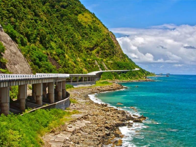 The Patapat Viaduct, The Philippines - Best Scenic Drives In Asia