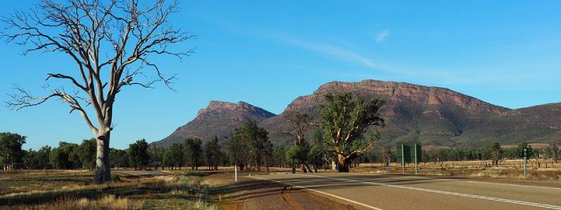 Flinders Ranges - Best Scenic Drives In Australia