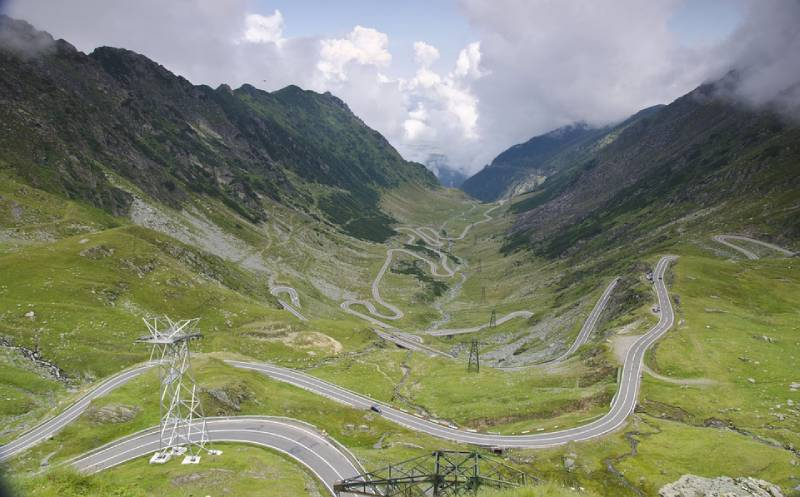 Transfagarasan, Romania - Best Scenic Drives In Europe