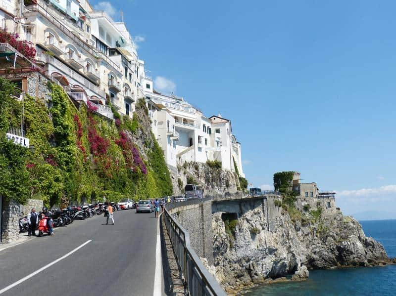 Amalfi Coast, Italy - Best Scenic Drives In Europe