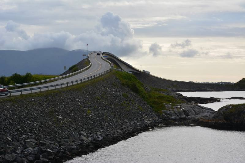 Atlantic Road, Norway - Best Scenic Drives In Europe