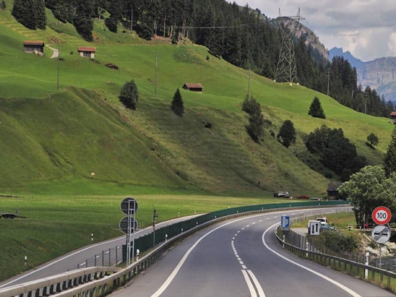 Best Scenic Drives In Europe