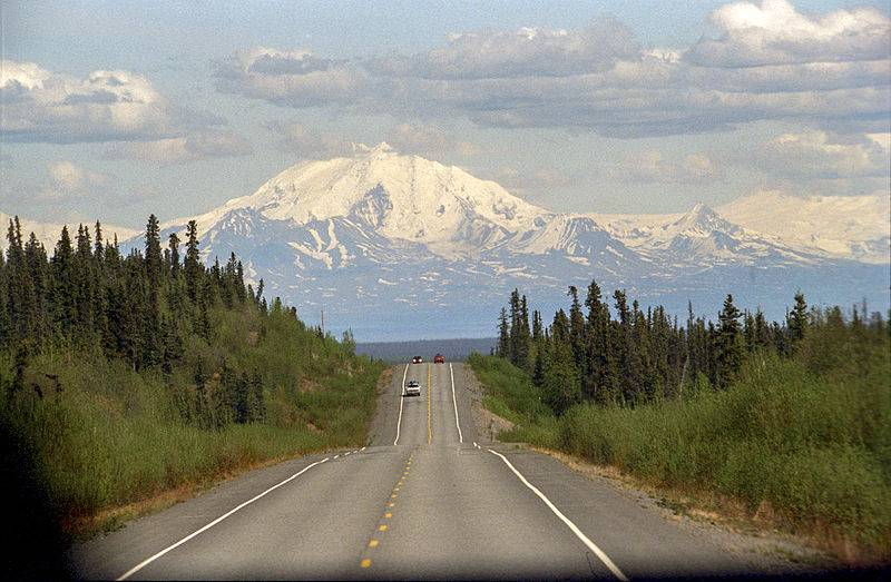 Route 1, Alaska - Best Scenic Drives In The USA