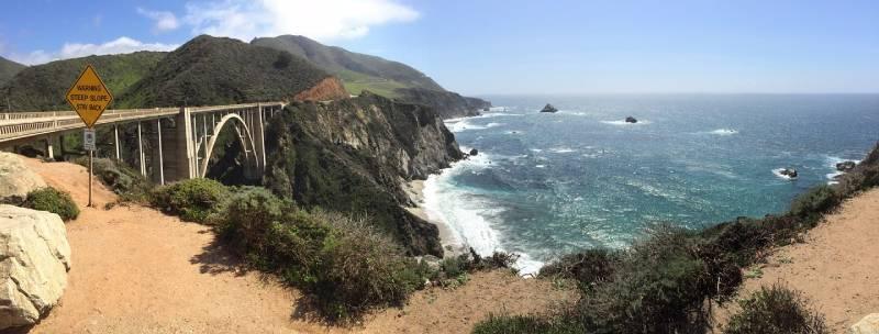 Pacific Coast Highway 1, California