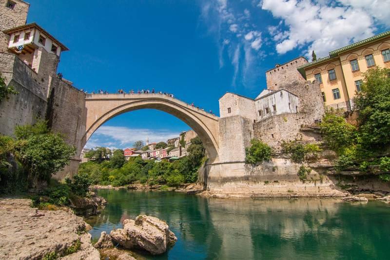 Old Bridge - Bosnia and Herzegovina with Kids