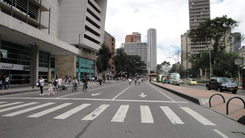 Ciclovia - Things to Do in Bogota