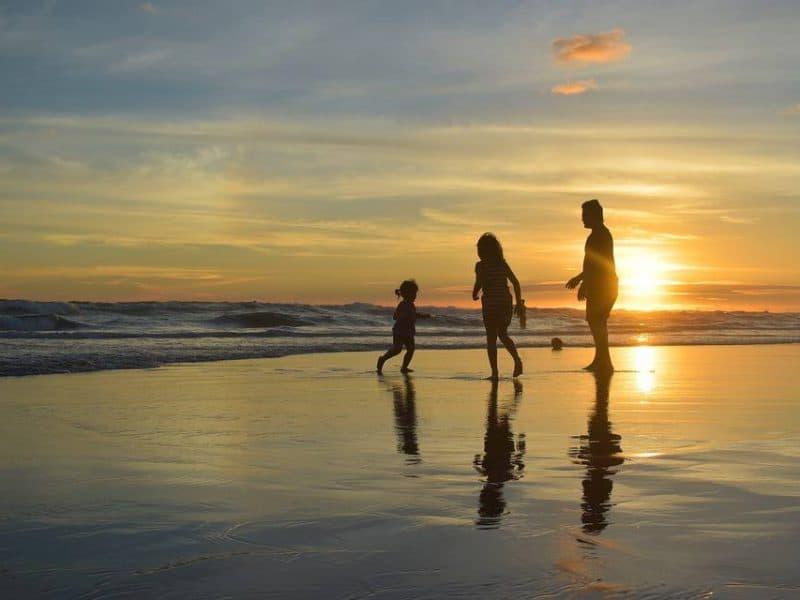 Traveling with child with different surname