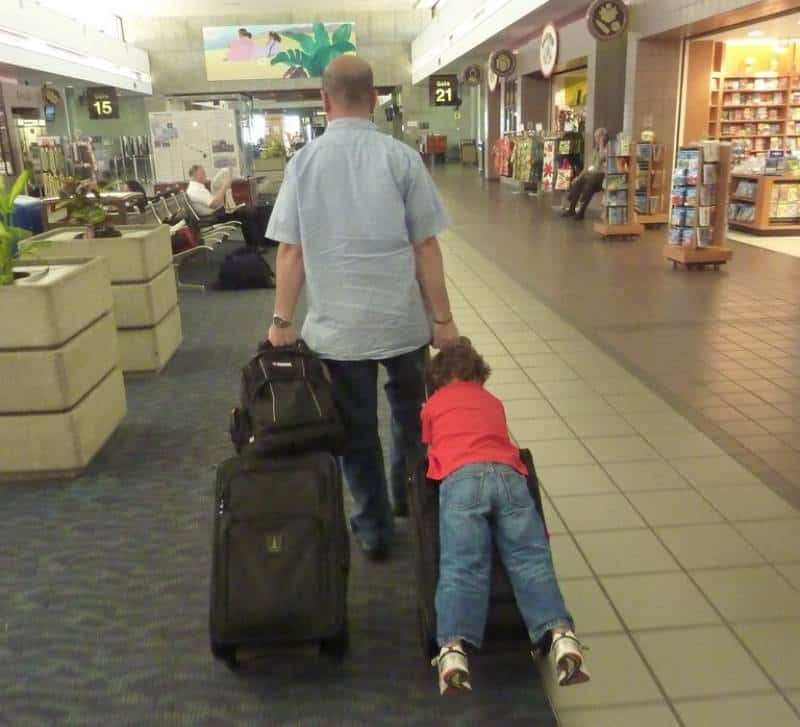 How to Travel with Your Kids if You Have Different Surnames