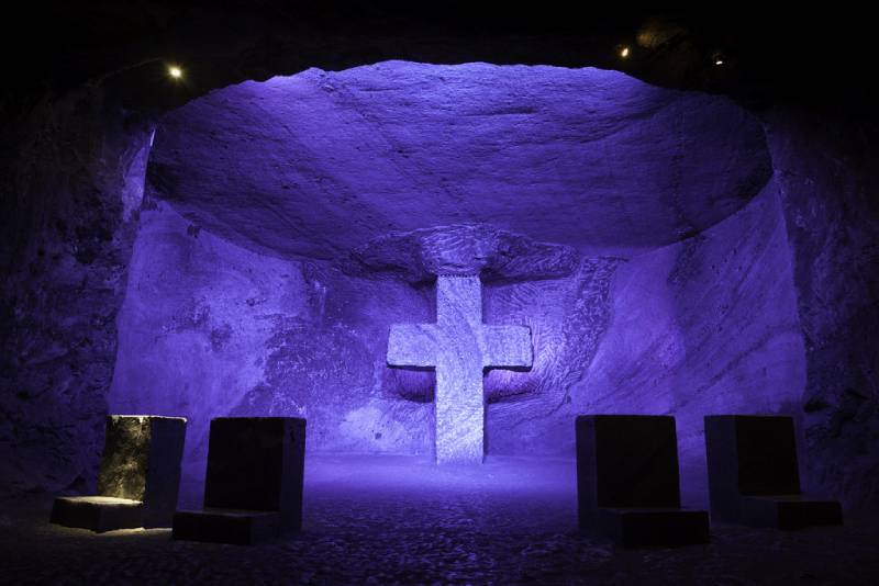 Salt Cathedral of Zipaquira - Things to Do in Bogota