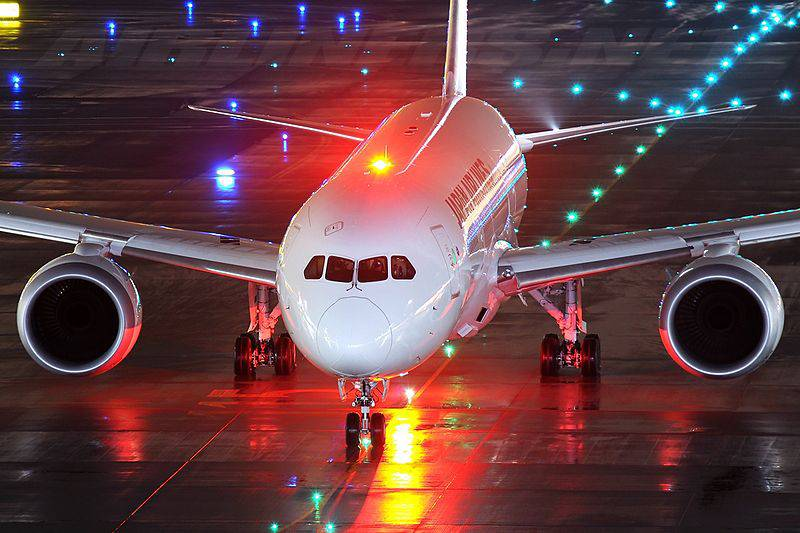 Night Flight - Tips for a Smooth First International Trip with Kids