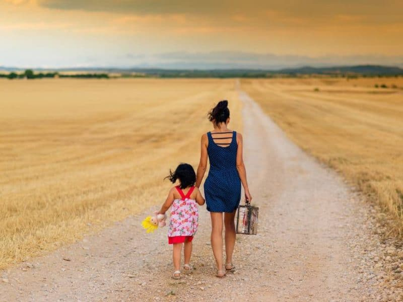 Tips for a Smooth First International Trip with Kids