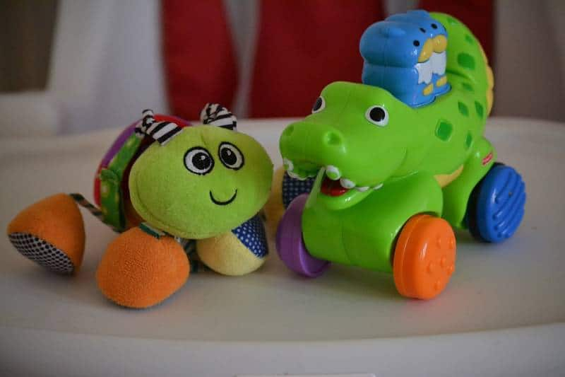 Toys - Tips for a Smooth First International Trip with Kids