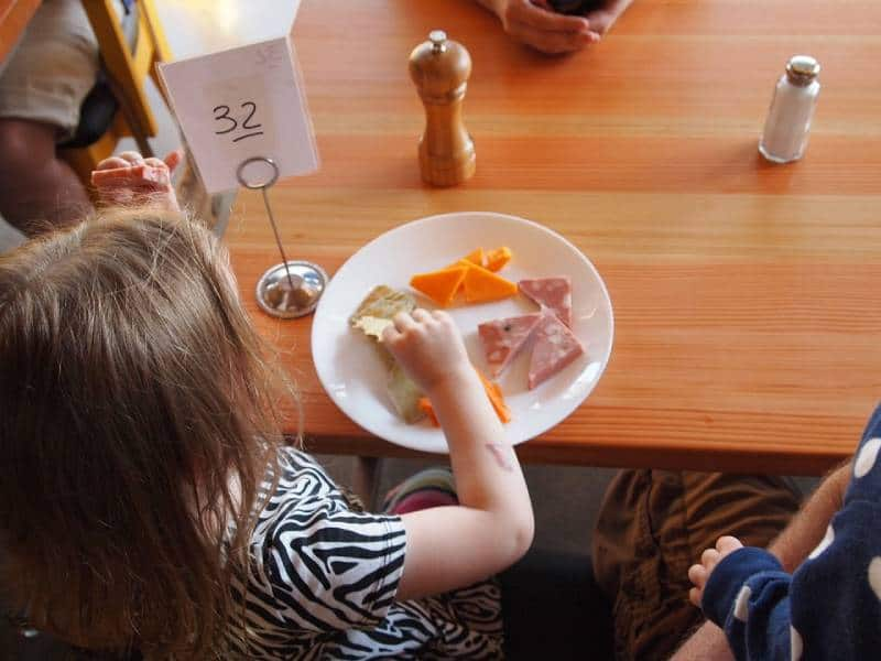 Tips on Travelling with Picky Eaters
