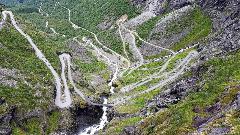Trollstigen, Norway - Best Scenic Drives In Europe