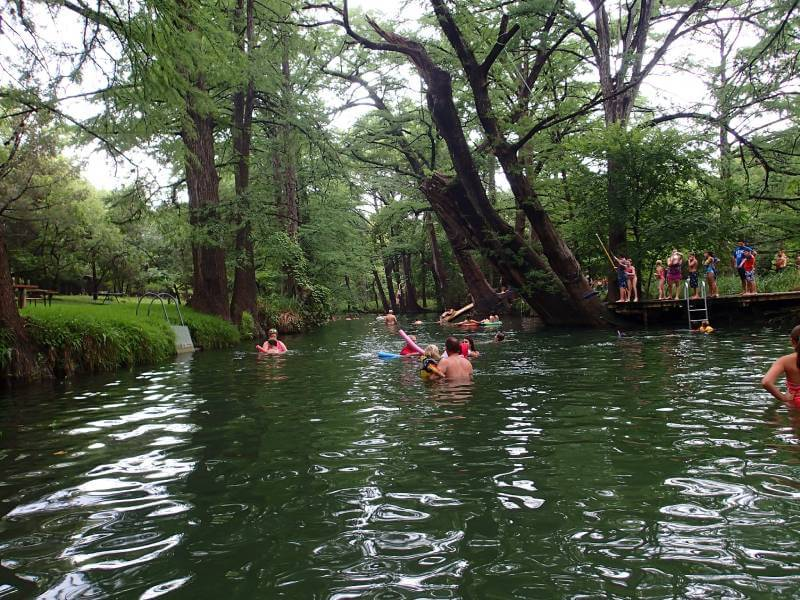 Blue Hole - Best Natural Swimming Holes