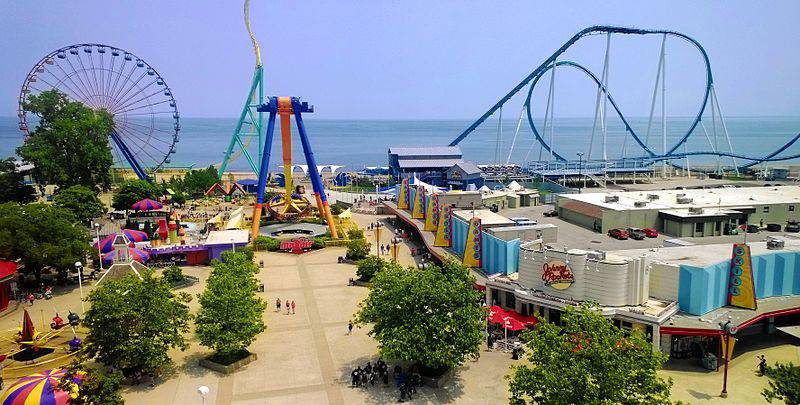 Cedar Point Amusement Park, United States - Unique Spots To Visit With Kids
