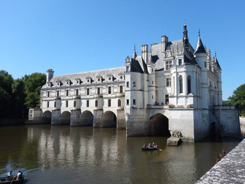 Chateau de Chenonceau - Abandoned Castles You Can Visit with Kids