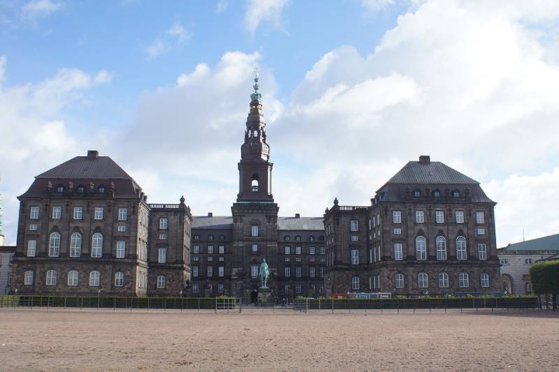 Christiansborg Palace - Denmark with Kids