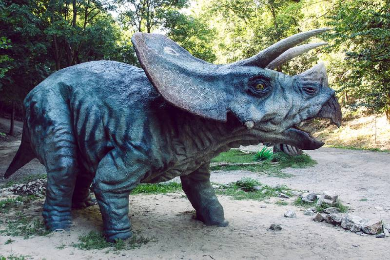 DinoPark - Best Places to Go in Czech Republic with Family
