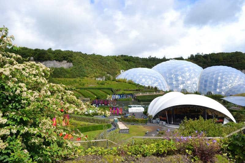 Eden Project, England - Unique Spots To Visit With Kids