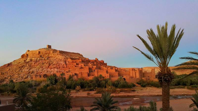 Ait Benhaddou - Game of Thrones Locations You Can Actually Visit