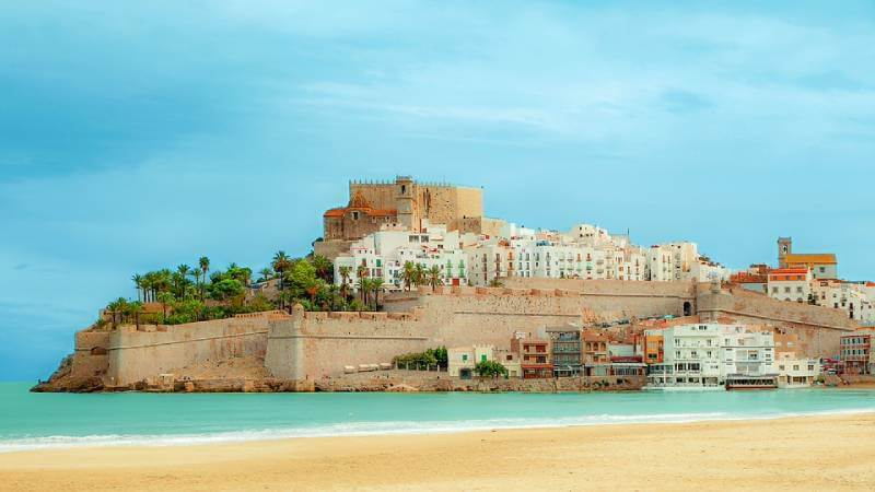 Peniscola - Game of Thrones Locations You Can Actually Visit